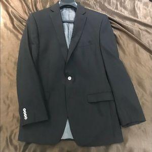 Calvin Klein Black Sports Coat